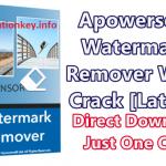 Apowersoft Watermark Remover Crack
