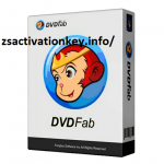 DVDFab Crack 12.0.0.4 With Keygen Download [Latest 2020]