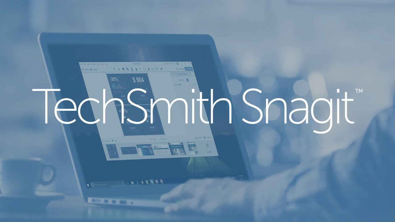 TechSmith Snagit 2021.0.1 Build 7380 With Crack Download [2020]