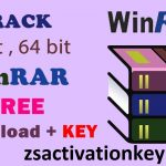 WinRAR Crack 6.0 Beta 1 With Keygen Free Download [Latest 2020]